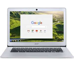 Acer 14 inch HD Chromebook £229.99 @ Currys