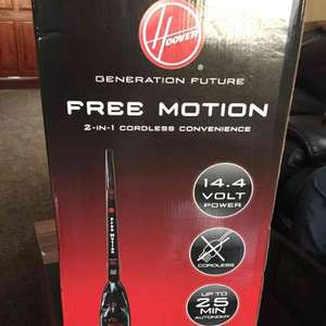 Hoover free motion £24.75 instore @ Tesco (Shirley)