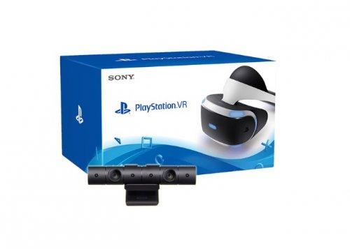 Sony PlayStation VR (PSVR) + Camera + Farpoint £336.85 @ Shopto