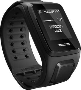 TomTom Spark GPS Multi-Sport Fitness Watch with Heart Rate Monitor £94.97 @ Amazon - Prime Exclusive