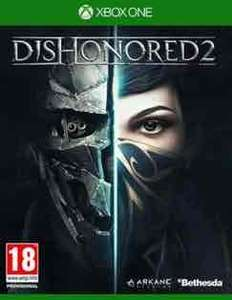 Dishonored 2 - £9.99 at GAME