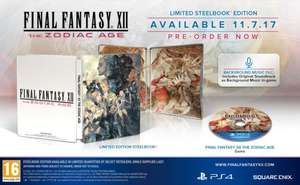 Final Fantasy XII: The Zodiac Age Limited Edition (PS4) £39.99 @ game
