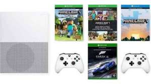 Xbox one S + 2nd controller,forza 6 and mine craft favourites £219.99 Microsoft