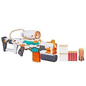 NERF Modulus Tri-Strike Blaster £19.99 (Prime) / £24.75 (non Prime) at Amazon
