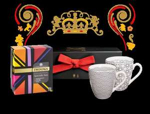 20% off everything even upto 50% off sale & hampers / gift boxes eg National Tea Day Gift Box worth £30 now £16 @ Twinings