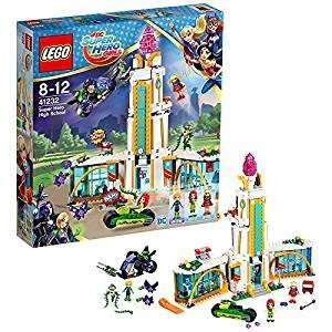 Lego 41232 DC Superhero Girls Superhero High School £33.49 Amazon Prime Exclusive