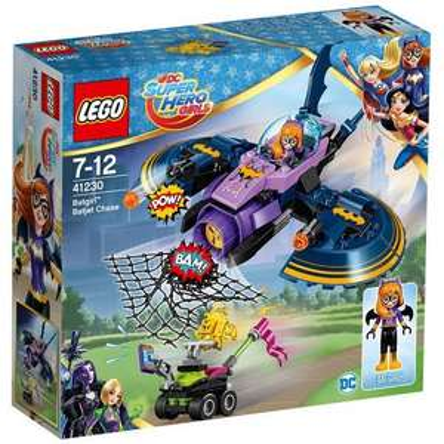 (EXPIRE) (Prime Exclusive) Lego Dc Supehero Girls Batgirl Batjet Chase £8.70 @ Amazon (£19.99 non prime)