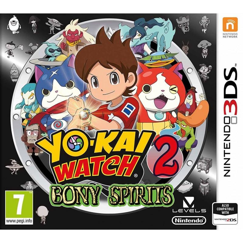 [Nintendo 3DS] Yo-Kai Watch 2: Bony Spirits / Fleshy Souls - £16.95 each - TheGameCollection