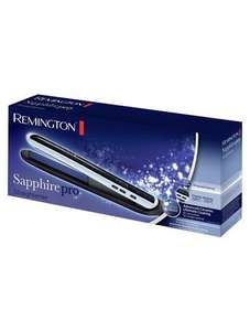 Remington Sapphire Pro Ceramic hair straighteners £24.99 reduced from £74.99 at Argos