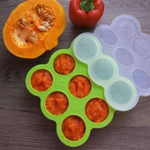 Baby Food Storage Freezer (Green & Orange) £5.99 (Prime) £9.98 (Non Prime) Sold by GVDV UK and Fulfilled by Amazon