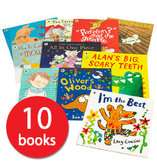 Deal stack on sets of children's books 2 for £15 + 20% off = £14.95 delivered at the book people