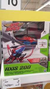 Air Hogs axis 200i learn to fly helicopter was £24.97 now £7 @ Asda Living
