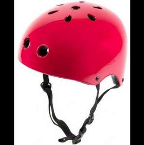 Pink helmet from £3.23 from Chain Reaction, plus £2.99 delivery or free delivery if you spend over £9