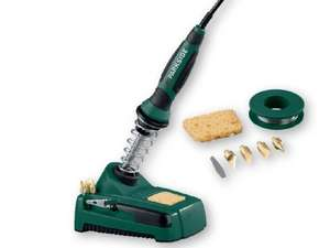 Soldering iron - 30w with spare tips+solder. £7.99 @ Lidl Ni.