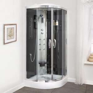 Luxury shower/steam room. £699.95 was £1300. Betterbathrooms.com