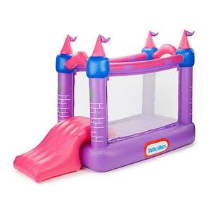 Little Tikes Pink Princess Bouncer (was £100) Now £63.00 delivered using code at Debenhams