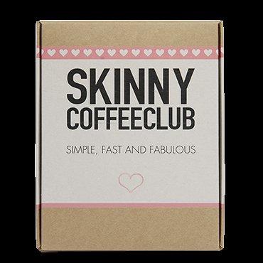 Half price skinny coffee at Holland and Barrett - £12.47 (+ 95p C+C)