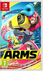 ARMS Nintendo Switch £39.99 - Tesco Direct (Use Code TDX-GHWP)