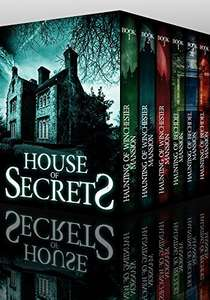 Save £12.40 on  House of Secrets Super Boxset: A Collection Of Riveting Haunted House Mysteries Kindle Edition  - Free Download @ Amazon