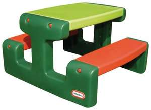 Little Tikes Junior Picnic Table - Evergreen £30 Delivered @ Amazon (Prime Exclusive)