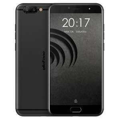 Ulefone Gemini Pro 4G Phablet  -  4GB RAM 64GB ROM  FULL BLACK £238.69 @ Gearbest