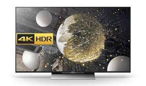 "Sony Bravia KD55XD8005 55"" TV £639 @ Amazon lightning deal"