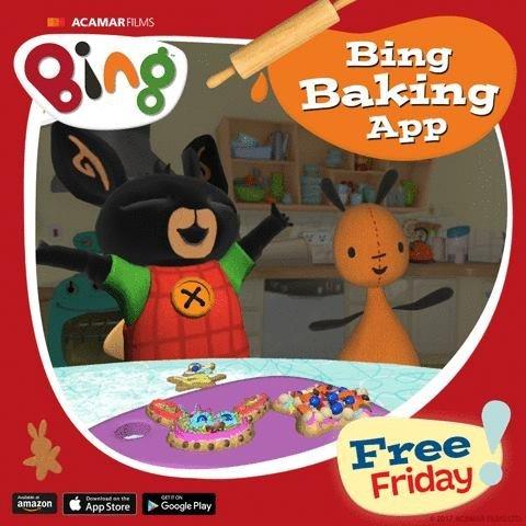 Free Bing Baking App