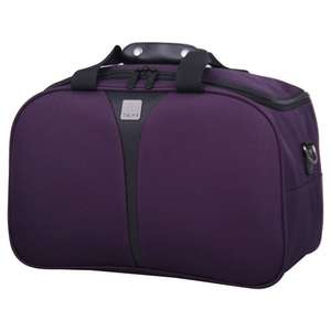 Tripp grape/cassis/ruby 'Superlite III' holdall - £9 including delivery