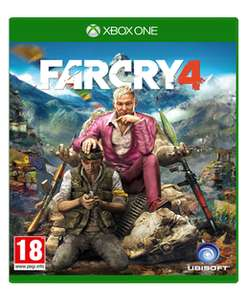 [Xbox One] Far Cry 4 - £6.99 (Pre-owned) - Game