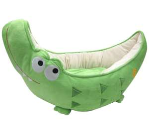 Pet Brands Crocodile Bed (was £39) Now £17.99 at Argos