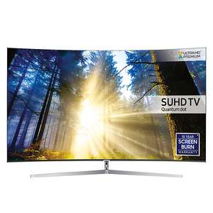 """Samsung 65"""" UE65KS9000 now priced matched at John Lewis - £1199.95 with price match"""