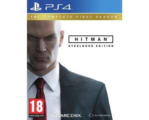 Hitman: The Complete First Season Steelbook Edition (PS4/XBOX One) £20.99 @ Argos