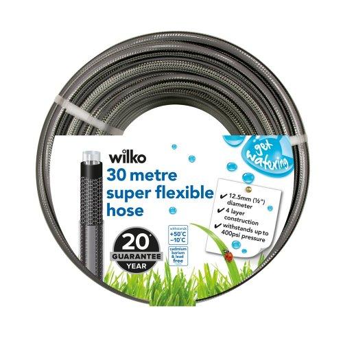 Wilko Garden Hose Super Flexible 30m - £15 Free C&C @ Wilko