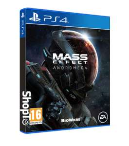 [Xbox One/PS4] Mass Effect: Andromeda - £29.86 - Shopto