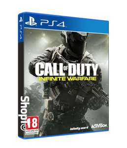[PS4] Call of Duty Infinite Warfare - £9.85 - Shopto