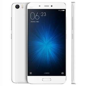 XiaoMi Mi5 64GB 4G Smartphone  - INTERNATIONAL VERSION WHITE x09use code 64GBMI to grt phone for £159.12 no band 20 @ gearbest