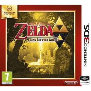 [Nintendo 3DS] The Legend of Zelda: A Link Between Worlds - £9.99 - TheGameCollection