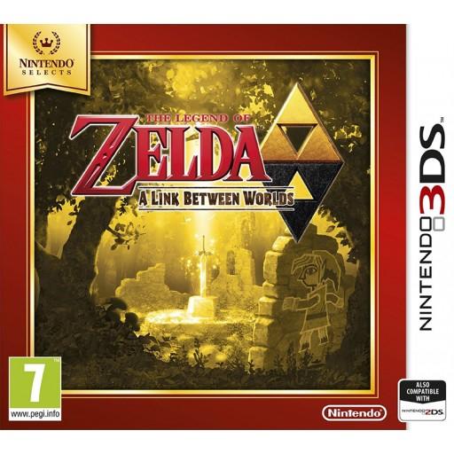 [Nintendo 3DS] The Legend of Zelda: A Link Between Worlds - £9.99 - TheGameCollection