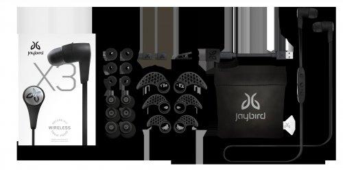Jaybird X3 Bluetooth Wireless Sport/Running/Fitness Headphones for £93.39 on Amazon.co.uk