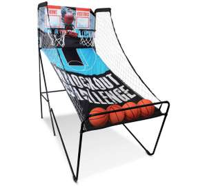 2 Player Basketball System will be £69.99 tomorrow ** Now Live** @ Argos + £5 voucher