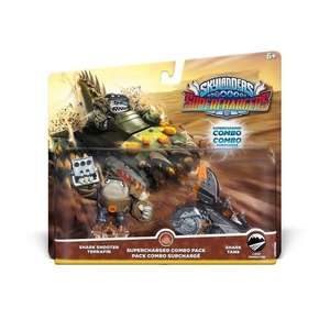 Skylanders SuperChargers SuperCharged Combo Pack: Earth £3 (£4.99 non-Prime) @Amazon - Sold by Rush Gaming and Fulfilled by Amazon.