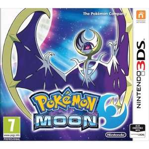 Pokemon Moon 3DS £19.95 Delivered @ The Game Collection (TGC)