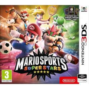 Mario Sports Superstars & Amiibo Card *3DS) £16.95 Delivered @ The Game Collection (TGC)