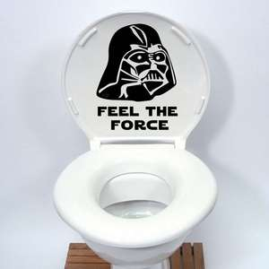Star Wars Toilet Seat Sticker £0.75 Delivered from AliExpress