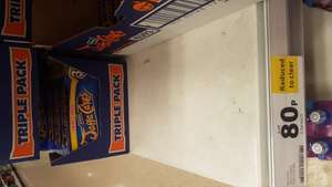 Triple pack (36) of Jaffa Cakes 80p (Tesco Redding instore))