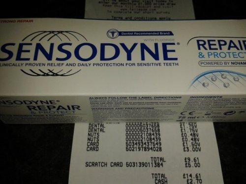 Sensodyne Repair and Protect £1.75 instore @ Asda