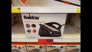 Beldray steam iron £10 B&M instore
