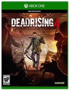 Dead rising 4 Xbox one *open box condition* @student computers £15.49