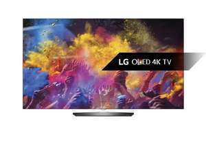LG 55B6V OLED Ultra HD Alliance Premium 4k TV. FREE LG UP970 4K Player. Free HDMI Cable. Free Delivery. Free 5 Year Warranty. 5% Off this weekend. £1,519.05 @ Tekzone sound & Vision.