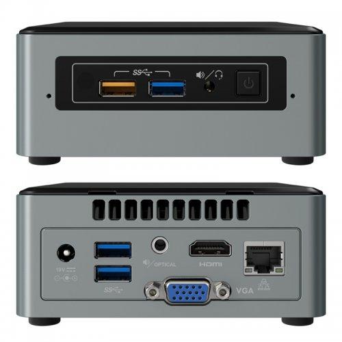 Intel Next Unit of Computing Kit NUC6CAYS - Celeron J3455 1.5 GHz - 2 GB RAM  - 32 GB eMMC Win10Home £198.41 delivered @ Ballicom.